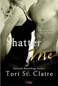 {Review} Shatter Me by Tori St. Claire
