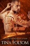 Blake's Pursuit (Scanguards Vampires, #11)