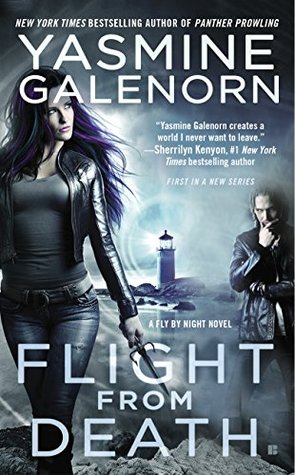 Book Review: Yasmine Galenorn's Flight From Death