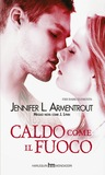 Caldo come il fuoco (The Dark Elements, #1)