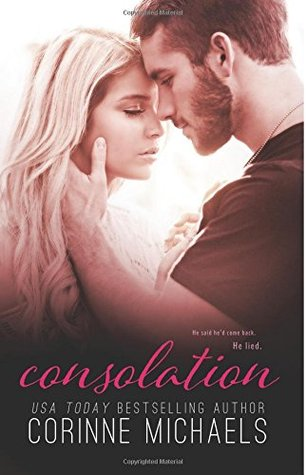 Consolation Book Cover