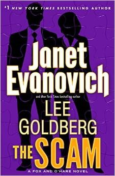 Book Review: Janet Evanovich & Lee Goldberg's The Scam