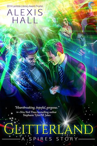 Glitterland Book Cover