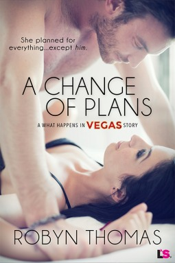 {Review} A Change of Plans by Robyn Thomas