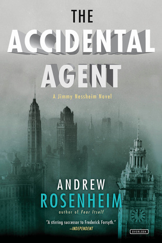 The Accidental Agent (Jimmy Nessheim, #3)