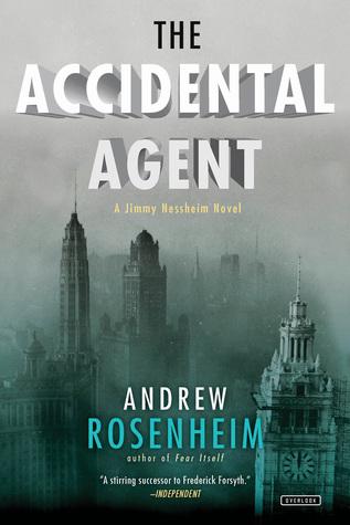 The Accidental Agent (Jimmy Nessheim, #3)
