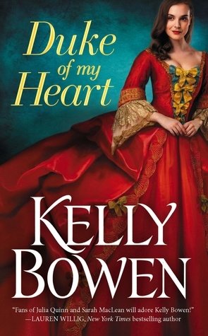 Duke of My Heart (Season for Scandal, #1)