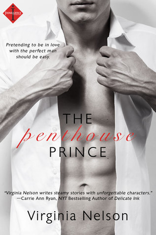 {Review} The Penthouse Prince by Virginia Nelson