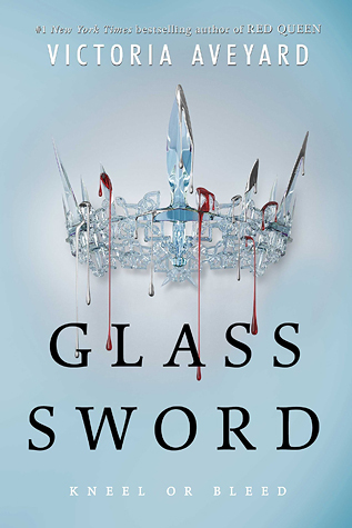 Glass Sword (Red Queen #2) – Victoria Aveyard