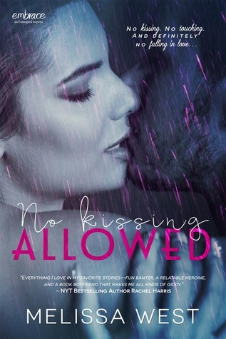 {Review} No Kissing Allowed by Melissa West