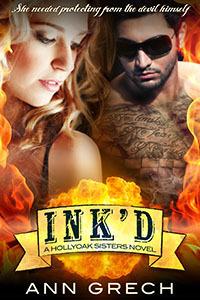 Ink'd (A Hollyoak Sisters Novel #1)