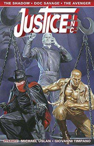 Justice Inc. Vol 1 (Justice, Inc.)