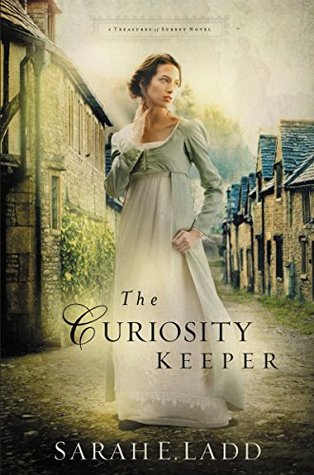 The Curiosity Keeper (Treasures of Surrey #1)