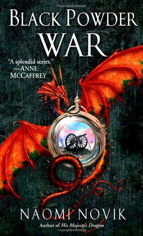 Book Review: Black Powder War by Naomi Novik