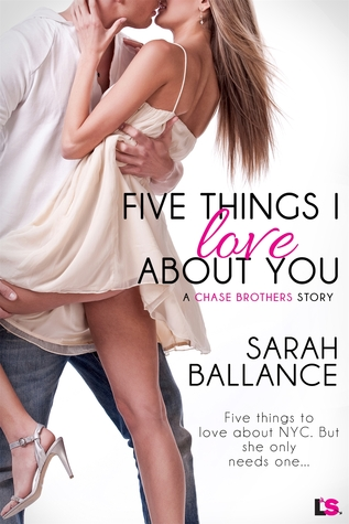 {Review} Five Things I Love About You by Sarah Ballance
