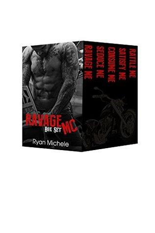 Ravage MC Box Set (Ravage MC, #1-3.75) by Ryan Michele