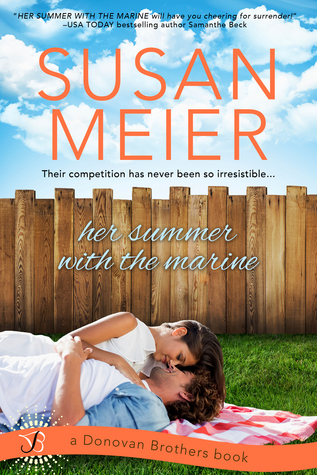 {Review} Her Summer with the Marine by Susan Meier