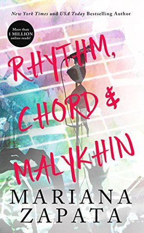 Rhythm, Chord & Malykhin Book Cover
