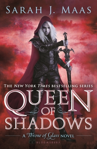 [Rezension] Queen of Shadows - Sarah J. Maas
