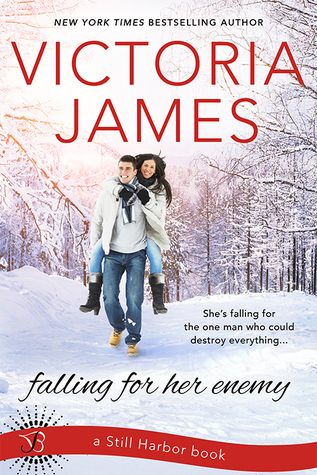 {Review} Falling for Her Enemy by Victoria James