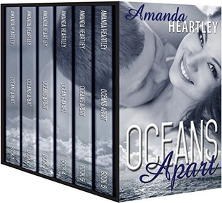 Oceans Apart Complete Series Box Set Alpha Billionaire Romance by Amanda Heartley