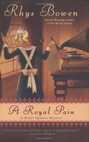 Book Review: Rhys Bowen's A Royal Pain