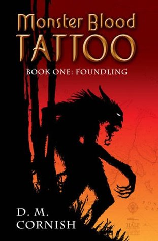 Monster Blood Tattoo: Lamplighter by DM Cornish