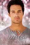 Love's Design (Bodyguards Inc., #5)