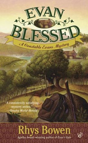 Book Review: Rhys Bowen's Evan Blessed