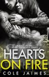 Hearts on Fire (Heart's Revenge, #2)