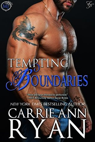 Tempting Boundaries (Montgomery Ink Book 2) by Carrie Ann Ryan