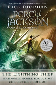 The Lightning Thief (Percy Jackson & The Olympians, #1)