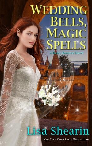 Read Online Wedding Bells, Magic Spells (Raine Benares, #7