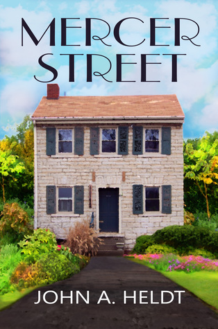Mercer Street by John A Heldt #bookreview