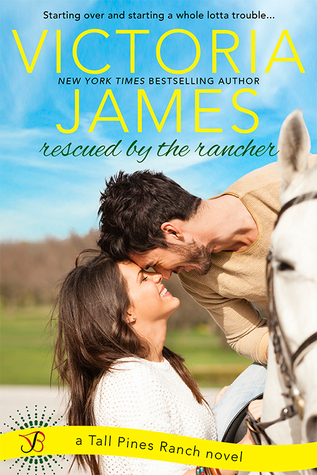 {Review} Rescued By the Rancher by Victoria James