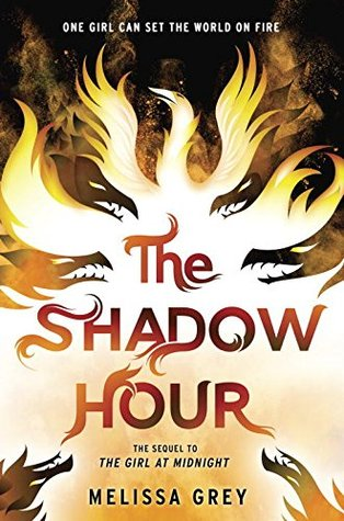 The Shadow Hour (The Girl at Midnight, #2)