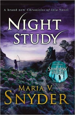 Night Study (Soulfinders #2) – Maria V. Snyder