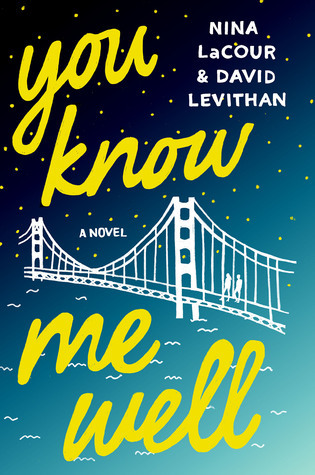 You Know Me Well by David Levithan thumbnail