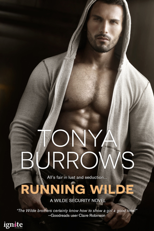 {Review} Running Wilde by Tonya Burrows