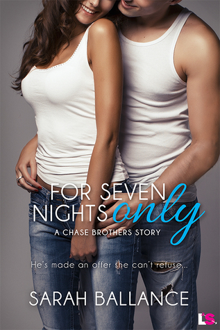 {Review} For Seven Nights Only by Sarah Ballance