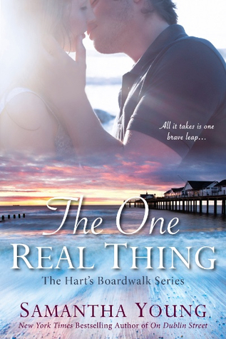 Review + Excerpt: The One Real Thing by Samantha Young (and Giveaway)