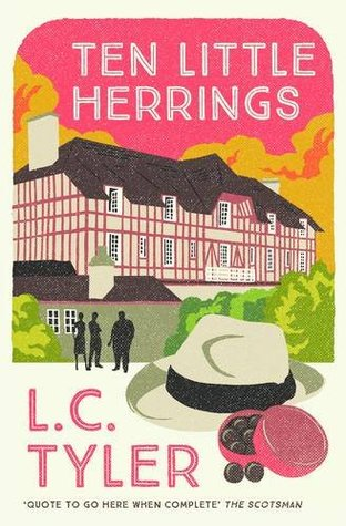 Ten Little Herrings (The Elsie and Ethelred Series)