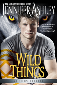 Shifters Unbound 7.75 - Wild Things - Jennifer Ashley