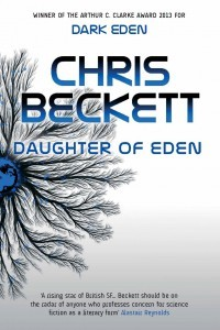 Daughter of Eden (Dark Eden, #3)