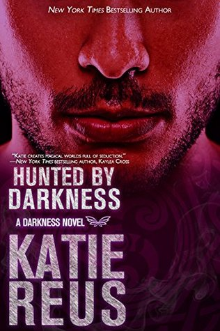 Hunted by Darkness Book Cover