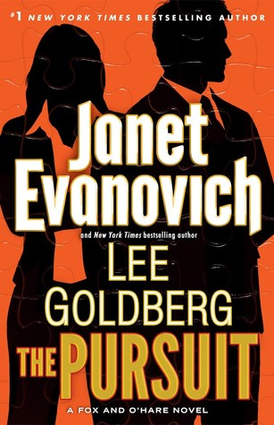Book Review: Janet Evanovich and Lee Goldberg's The Pursuit
