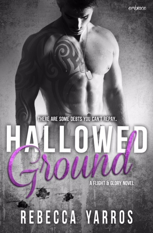 {Review} Hallowed Ground by Rebecca Yarros