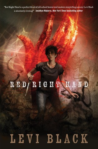 cover of Red Right Hand
