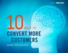 10 Ways to Convert Customers