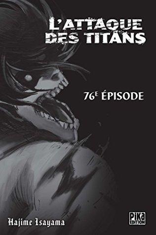 L'Attaque des Titans Chapitre 76